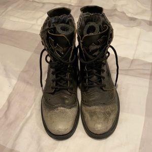 Mark Nason boots